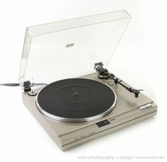 VINTAGE FISHER MT-125 (C) DIRECT DRIVE STEREO TURNTABLE RECORD PLAYER JAPAN NICE #FISHER
