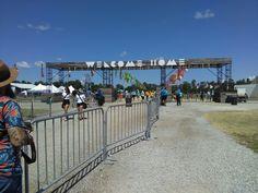 Fairgrounds entrance