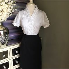 NWT The Limited Black and White Dress The limited - size 12 - brand new with tags - black and white - side zipper closure - hidden pockets on bottom of dress - reasonable offers welcomed - bundle discounts available The Limited Dresses