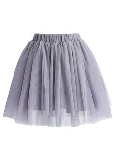 Lavender Tulle Mini Skirt Lavender Tulle Mini Skirt 26 items left $42.90  $36.47 Save: 15% off Sale Item Number:B20141124001