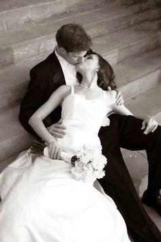 Great Wedding Photo Idea!
