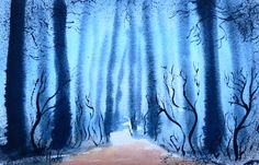 Bosques de la musa II by JoanLlado.deviantart.com on @DeviantArt