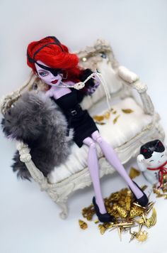 Monster High Doll Operetta