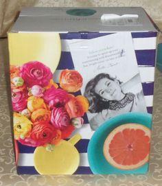 Martha Stewart Whim Collection Pool 15-Pc. Set, Service For 4 - MSCWHIMTRQ #MarthaStewart