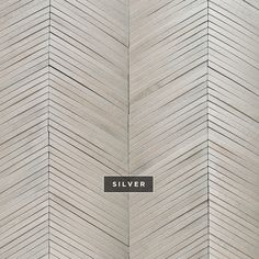 Ark | Chevron | DuChateau - wallcoverings - wood - woodtile - artwall - featurewall