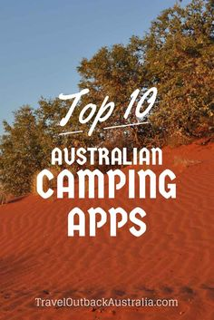 top 10 Australian camping apps - written by real outdoor enthusiasts, not paid up journalists. Star gazing to bird watching, road trips, first aid etc Travel Oz, Travel Tips, Travelling Tips, Travel Ideas, Camping Glamping, Camping Gear, Camping Hacks, Australian Road Trip, Best Campgrounds