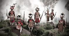 Through the book 'Before They Pass Away', Jimmy Nelson (previously), a British photographer, invites you to save a part of our world's precious heritage: Tribes. 'Before They Pass Away' could be described as a journey through 464 pages of portraits of people who are the guardians of a culture that t
