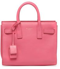Saint Laurent Sac de Jour Mini Crossbody Bag, Pink on shopstyle.com