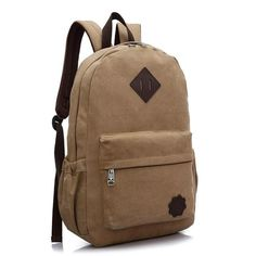 793e9908bc55 Casual Unisex Canvas Backpacks. Laptop BackpackTravel BackpackBackpack  BagsTravel ...