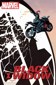 When Marvel announced their new books that would launch as part of the All-New All-Different initiative, there was one character that seemed conspicuously absent from the titles: Black Widow. That will change in early 2016, when Marvel debuts Black Widow #1 helmed by not only a brand new team, but also the entire creative team of the recently completed Daredevil series: writer Mark Waid, artist Chris Samnee, colorist Matthew Wilson and letterer Joe Caramagna.