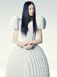 lego-wedding-dress 2