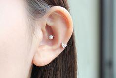 하트 피어싱 / Heart piercing : 악어샵