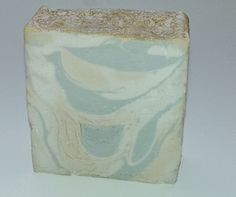 Vanilla Swirl Cold Process Soap www.cleverlilfox.com