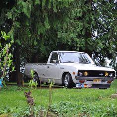 1978 Datsun 620 mini truck