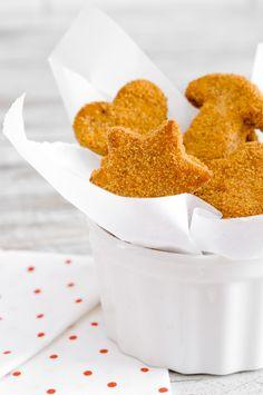 Nuggets de pollo en Thermomix
