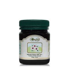 Organic Manuka Honey, Natural Honey, Medicinal Honey, New Zealand, Jar, Good Things, Pure Products, Health, Health Care