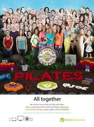 Pilates Anytime | Name the Instructor Contest