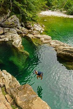 Top 10 wild swims in Spain