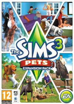 The Sims 3: Pets Expansion Pack (PC/Mac DVD): Amazon.co.uk: PC & Video Games