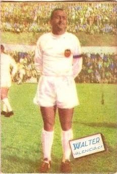 WALTER (Valencia C.F. - 1960-61) Ed. Fher