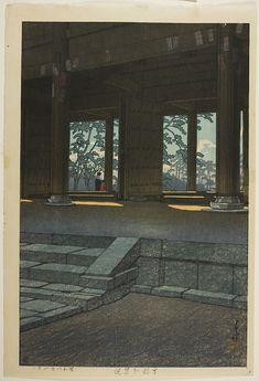 Kawase Hasui | The Art Institute of Chicago