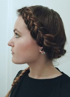 Hairstyle * Braid * Flechtfrisur