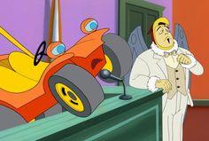 1970s cartoons   Speed Buggie