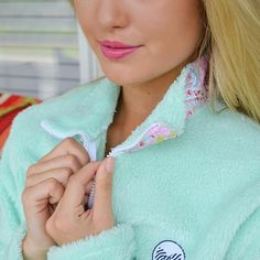 Our mint fleece quarter zip is JUST $39 { with discount code: SPRINGCLEANING} now til Monday!! And don't worry, shipping is on us  LINK IN BIO #FraternityCollection #FlashSale #fleece