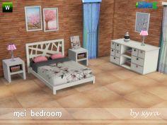 Mei Bedroom Set