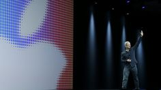 The hidden structure of the Apple keynote
