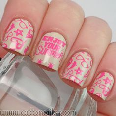 Aliexpress.com : Buy BP L017 Summer Beach Sea Nail Art Stamp Template Image Plate BORN PRETTY L017 12.5 x 6.5cm #19372 from Reliable plate pendant suppliers on Born Pretty | Alibaba Group