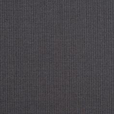 Rag & Bone Gray Pin Stripe Wool Suiting Fabric by the Yard | Mood Fabrics