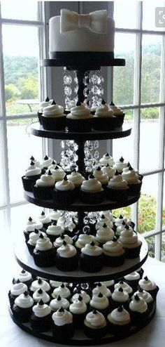 This is the cup cake cake I was telling you about. Go to my albums and look at the wedding album. Pretty Cakes, Beautiful Cakes, Wedding Album, Wedding Photos, Wedding Ideas, Wedding Cupcakes, Wedding Cake, Cupcakes Fall, White Cupcakes