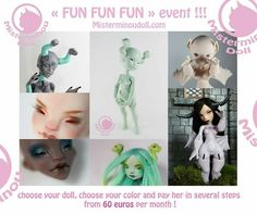 More informations on Misterminoudoll.com