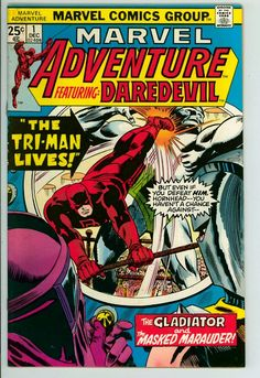 Marvel Adventure 1 (FN/VF 7.0)