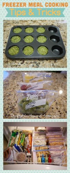 Freezer cooking is a great option for this busy time of year, as well as a frugal option since you can focus on using recipes for ingredients you might be stockpiling. Also, just by having a ready-made meal in the freezer will help eliminate getting take-out on those busy school nights. Fall-Ready Freezer A few …