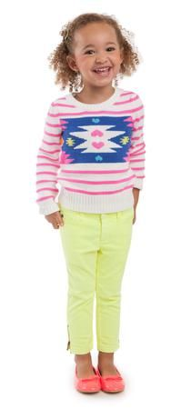 Neon and Wild Outfit [ Pin to Win 5 New Outfits to FabKids! ] Re-pin your favorite outfits & go to our entry form for a chance to win:  https://www.facebook.com/LoveFabKids/app_588198187877399 #fabkids