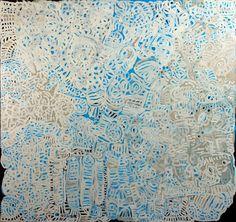 Ernabella Arts is Australia's oldest indigenous art centre. Aboriginal Artwork, Aboriginal Artists, Found Art, Indigenous Art, Mark Making, Fine Art Gallery, Mixed Media Art, Abstract Art, Texture
