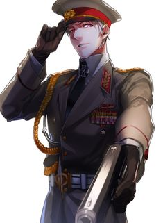 Tags: Anime, Axis Powers: Hetalia, Prussia, Germanic Countries, Sano (DDMR)