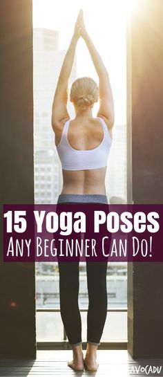 DownDog Yoga for Fun & Fitness: 15 Basic Yoga Poses Any Beginner Can Do! From the Downdog Diary Yoga Blog found exclusively at DownDog Boutique
