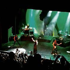 Tarja Turunen and her band: Alex Scholpp, Max Lilja, Tim Shreiner, Kevin Chown and Christian Kretschmar live at BARTS, Barcelona, Spain. The Shadow Shows, 06/11/2016 #tarja #tarjaturunen #theshadowshows #tarjalive PH: https://www.instagram.com/eluryh/