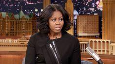 First Lady gets emotional saying goodbye