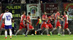 Cremonese fører gruppe A i Lega Pro