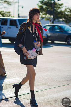 Grace Hartzel by STYLEDUMONDE Street Style Fashion Photography