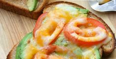 33 Easy Three Ingredient Recipes – Tomato Avocado Melt – Quick And Healthy 3 Ingredients Recipe Ideas for Breakfast, Lunch, Vegetarian Recipes, Cooking Recipes, Healthy Recipes, Microwave Recipes, Easy Recipes, Healthy Avocado Recipes, Vegetarian Kids, Drink Recipes, Cooking Tips