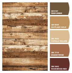 20 Ideas Exterior Paint Colora Brown Roof Decor For 2019 Western Paint Colors, Cabin Paint Colors, Rustic Paint Colors, Paint Colors For Living Room, Paint Colors For Home, Room Paint, Tuscan Paint Colors, Rustic Color Palettes, House Paint Exterior