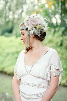 A 'First Look' for a Temperley Bride in her Long Jean Wedding Dress...