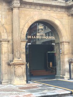 Did you know that in this hotel is where the event 'Principe de Asturias Awards' is hold? - #Oviedo #Spain - www.driveme.tours