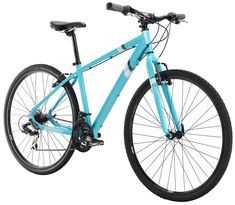 "Diamondback Bicycles Calico ST Women's Dual Sport Bike, Blue, 20""/Large"