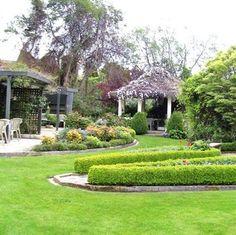 Parkside Gardens   Gardens To Visit. . Oarmaru Wedding Venues.